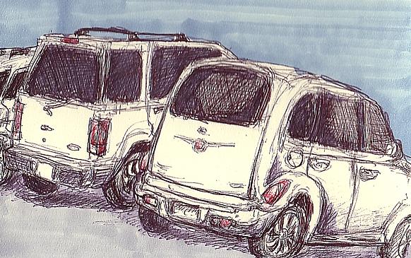 EDM Challenge - Draw an Automobile