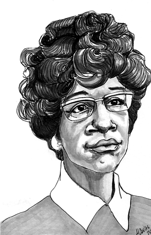 shirley chisholm unbossed and unbought � mellanie collins