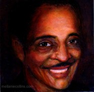 African-American-male-portrait painting